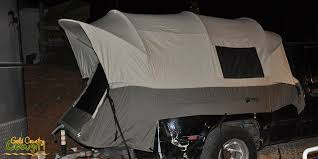 Kodiak Canvas Truck Tent Review | Gold Country Cowgirl
