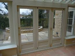 Bifold Doors Uk Premium Aluminium Hardwood Bi Folding Doors