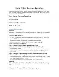 Free Resume Writer How Write Job Examples Templates Sample 6 Writers