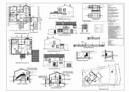 complete house plan autocad fresh sample house plans home plan indian style design autocad pdf south