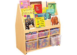 Wooden Book Display Stand Book Shelves 66