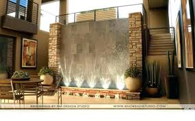 large outdoor wall water fountains outdoor water fountain parts