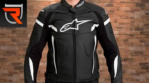 alpinestars gp plus r v2 leather motorcycle jacket spotlight review riders domain