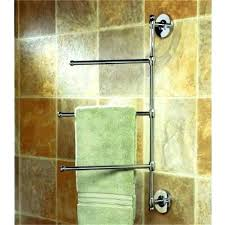 frameless shower door towel bar towel bars for glass shower doors towel racks for small bathrooms