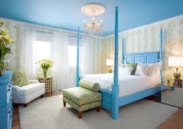 blue bedroom colors. Unique Bedroom Elegant Light Blue Bedroom Colors Furniture And Ceiling Combine With White  Bedding Also Mural Wall For R