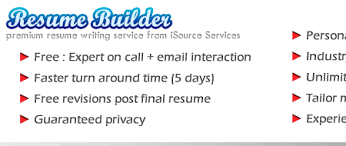Resume Builder, India's leading Resume Development platform, let your resume  speak for you,