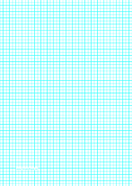 5mm Graph Paper A4 Paper