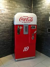 1950 Vendo 39 Coca Cola Vending Machine Best Route 48 Store Vendo 48 Coca Cola Machine USA 48 Restored