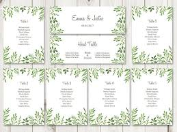 Table Chart Template Word