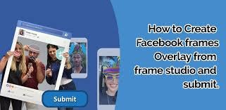 follows these steps create a free facebook overlay profile frame