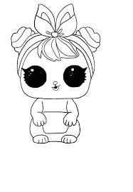 Folge einfach den tipps & tricks im video, um die haarteile vom omg styling head wieder und wieder zu benutzen sollte ein. Lol Surprise Winter Disco Coloring Pages Print Dolls And Pets