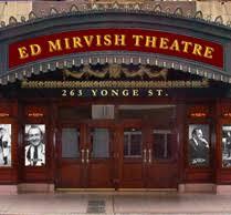 Ed Mirvish Theatre Seating Chart Mirvish Productions