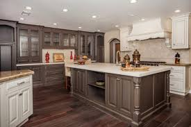 Sears Kitchen Cabinet Refacing How To Resurface Kitchen Cabinets Before And After Cabinet