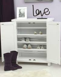 strathmore solid walnut furniture shoe cupboard cabinet. This Stylish White Shoe Cupboard Is An Attractive Yet Highly Practical Storage Cabinet That Frees Up Strathmore Solid Walnut Furniture U