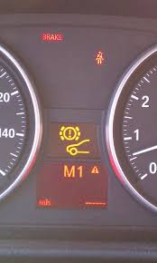 lights in dash? Does this mean I need brakes?