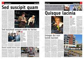 Newspaper Template Psd 44 Amazing Newspaper Templates Available In Psd Indesign