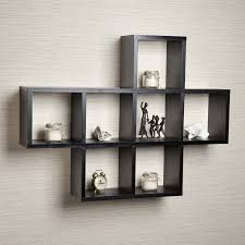 Wall Units Furniture Living Room Living Room Wall Mounted Shelf Unit