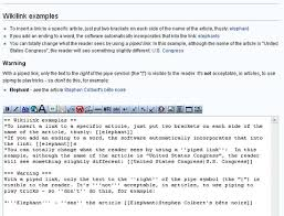 Edit Wiki Help Wikipedia The Missing Manual Editing Creating And