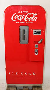 Coke Vending Machine Refund Interesting Vendo V48 Coke Machine