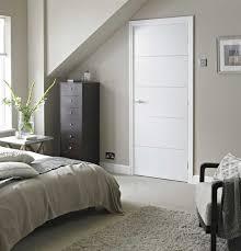 modern white interior door. \ Modern White Interior Door