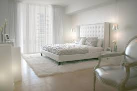 White Rug Bedroom - Rugs Decorating Ideas