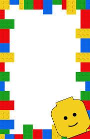 free printable lego birthday party invitation template editable diy kids birthday party invitaiton or lego