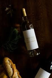 Diy Wine Bottle Labels Diy Holiday Wine Labels Fresh Exchange