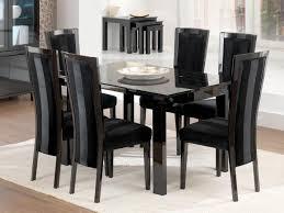 tall dining room sets. Top Black Dining Table Popular Tall Room Sets