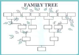 Family Template Or Free Easy Tree Making A Genogram Software