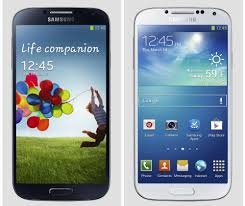 samsung galaxy s4 phone black. in samsung galaxy s4 phone black