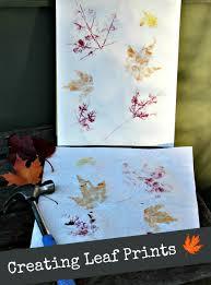 enter leaf prints