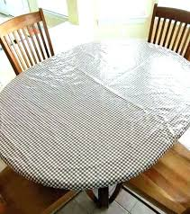plastic elastic table covers fitted tablecloths 60 inch round plastic tablecloths with elastic