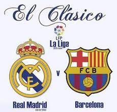 Biz sog'ingan El Klassiko!!!
