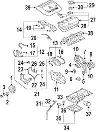 parts com® mitsubishi engine cover partnumber 1003a096 2010 mitsubishi outlander gt v6 3 0 liter gas engine parts
