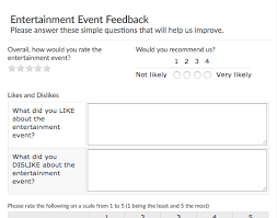 Free Feedback Form - Kleo.beachfix.co