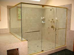 shower glass door shower glass doors easily get stained from water