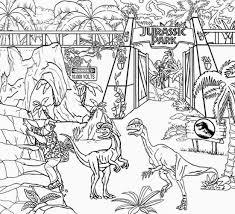75 Jurassic World Kleurplaat Kleurplaat 2019