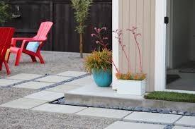 concrete backyard ideas s