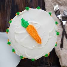 Easy Carrot Cake Recipe I Am Baker