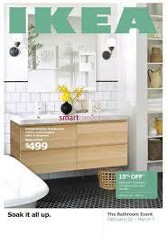Ikea Bathroom Canada Ikea Bathroom Event Flyer February 22 To March 7