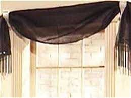 No Sew Curtains No Sew Window Treatments Diy