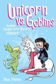 unicorn vs goblins by dana simpson childrens books got books book club books