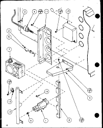 amana thermostat wiring diagram amana discover your wiring york natural gas furnace parts diagram