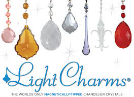 magnetic crystal accessories from mag trim can transform your lighting pertaining to contemporary house magnetic chandelier crystals decor
