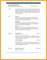 Pages Resume Templates Free Pages Resume Templates Template Two ...