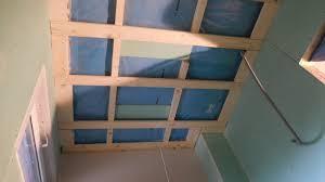 Schrolis Baublog Decke Vom Wc Im 1 Stock Und Badezimmer