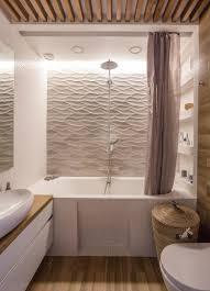 Moderne Wandgestaltung im Bad - 30 Ideen und Beispiele