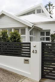 Small Picture Best 25 House fence design ideas on Pinterest Front yard fence