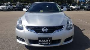 nissan altima coupe 2013. preowned 2013 nissan altima 25 s coupe