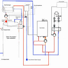 central heating wiring diagram dolgular com honeywell thermostat wiring 2 wires at Central Heating Thermostat Wiring Diagram